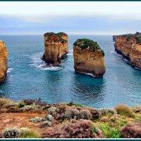 Берег Австралии :: Евгений Печенин
