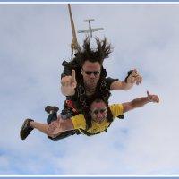 Первый прыжок :: Евгений Печенин