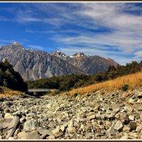 Долина каменной реки :: Евгений Печенин