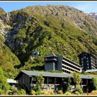 В горах Новой Зеландии :: Евгений Печенин