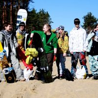 sand, sun & snowboard)))) :: Юлия Трухнина