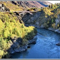 Ущелье реки Каварау :: Евгений Печенин
