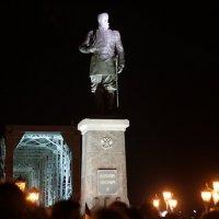 Открытие памятника Александру III :: Мария Гаврилова