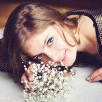 her eyes were pretty ... :: Анастасия Суслова
