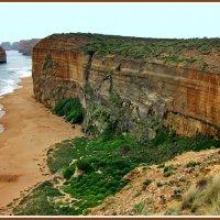 Неприступный берег Австралии :: Евгений Печенин