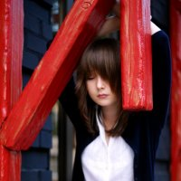 нежный красный :: Юлия Халяпина