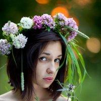 В лесу :: Катерина Смирнова