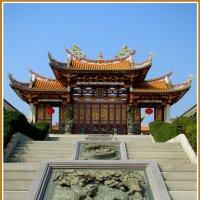 Храм А-Ма в Макао :: Евгений Печенин