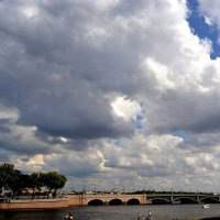 Небо над Питером :: ID@ Cyber.net