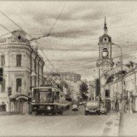 Пятницкая :: Валерий Яблоков