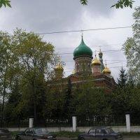Церковь 12 апостолов :: Олик Олик