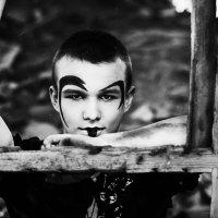Клоун. :: Валерия Бухарова