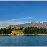 Озеро Вакатипу (Новая Зеландия) :: Евгений Печенин