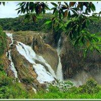 Водопад Баррон :: Евгений Печенин