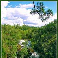 Водопад Флоренс :: Евгений Печенин