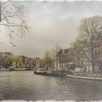Канал Амстердама :: Vasiliy V. Rechevskiy