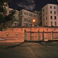 0:53 АМ, Китайгородский проезд. :: Николай Алёхин