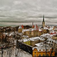 старый Таллин :: Vasiliy V. Rechevskiy