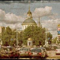 Город :: Валерий Яблоков