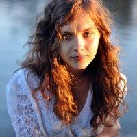 в лучах солнца :: Darya Lvova