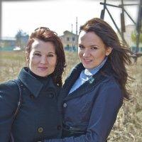 Мама с дочкой :: Анатолий Викторович КЛИМЕНКОВ