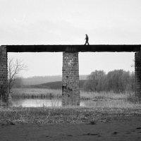 Я хотел бы убежать за горизонт... :: Андрей Арсентьев