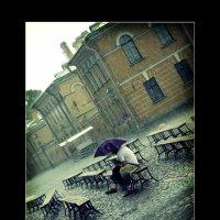 Под проливным дождём :: Мария Лукьяненко