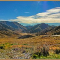 Просторы Новой Зеландии :: Евгений Печенин