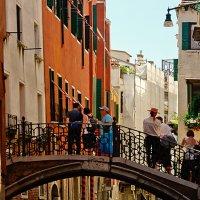 этюд о Венеции :: Vasiliy V. Rechevskiy