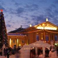 Новогодняя площадь :: Konstantin Gubanov