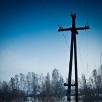 Зима :: Екатерина Давыдова