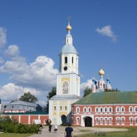 Санаксарский монастырь :: Евгений Фомин