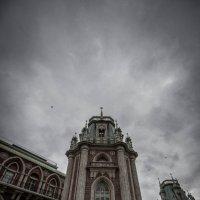тяжесть :: Игорь Костюк