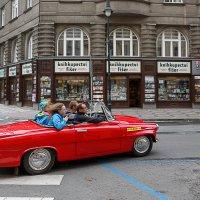 red car :: Дмитрий Карышев