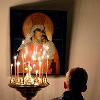 молитва :: Kseniya Novikova