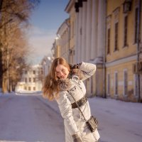 Charming smile :: Никита Дьяковский