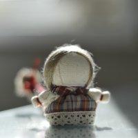Куколка оберег :: Наталья Сарафанова
