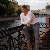 Автопортрет :: Сергей Лошкарёв