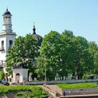 Церковь Александра Невского на Ижоре :: Олег Попков