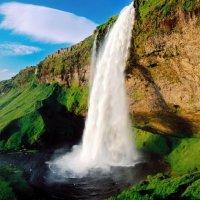 водопад :: ровшан мамедов