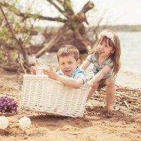 Счастливое детство :: Алина Хвостикова