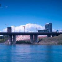 Октябрьский мост :: Мария Сидорова