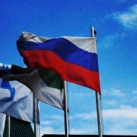 Флаги :: Снежана Удалова
