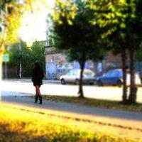 Улица :: Снежана Удалова
