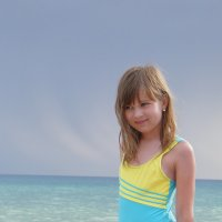 На берегу Голубого Иссык-Куля :: Андрей Щукин