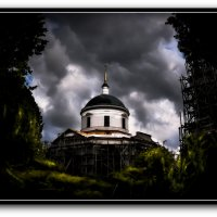 РЕСТАВРАЦИЯ... :: Алексей Лебедев