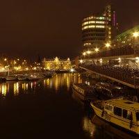 Вечерний  Амстердам. :: Ольга