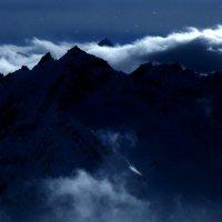 Ночной Кавказ :: Михаил Крюков