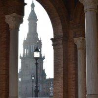 площадь испании в севильe :: Nina Delgado