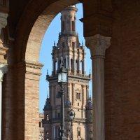 площадь испании в севилье :: Nina Delgado